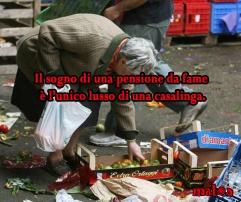 4 pensione fame